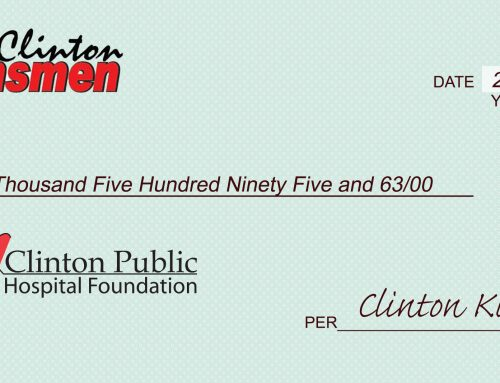 Clinton Kinsmen – Breakfast Donation