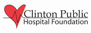 Clinton Public Hospital Foundation Mobile Logo