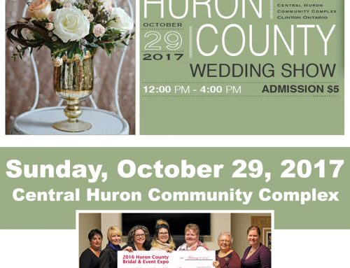 Huron County Wedding Show to Donate Proceeds