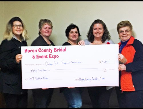Thank You to the Huron County Wedding Show Committee