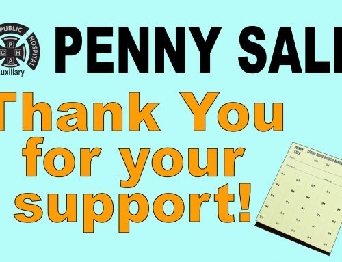 2017 Auxiliary Penny Sale