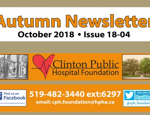 CPHF Autumn Newsletter (18-04)