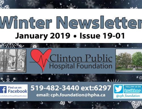 CPHF Winter Newsletter (19-01)