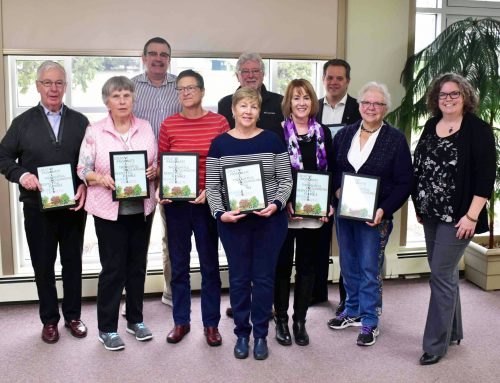 Coordinator Recognizes Directors for National Volunteer Week