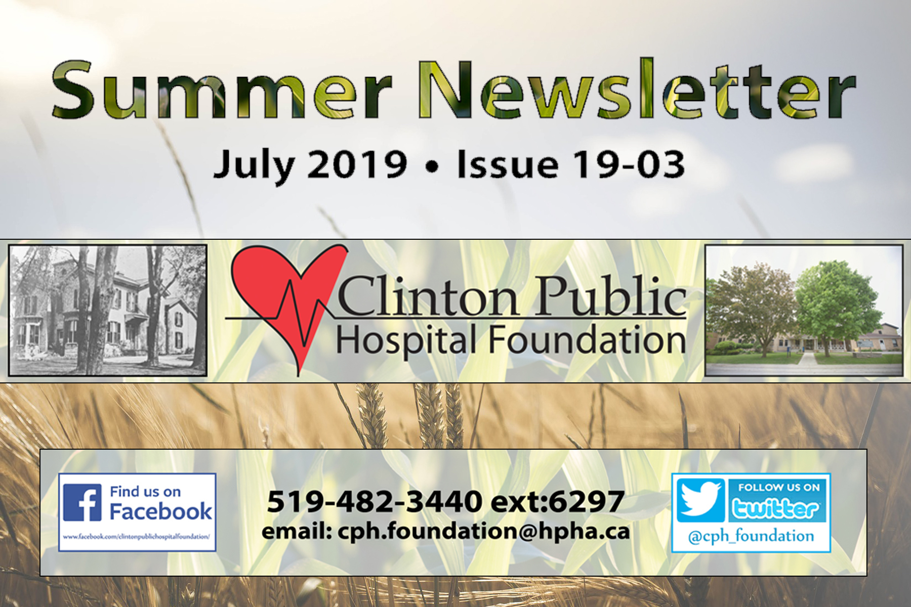 CPHF Summer Newsletter (19-03)