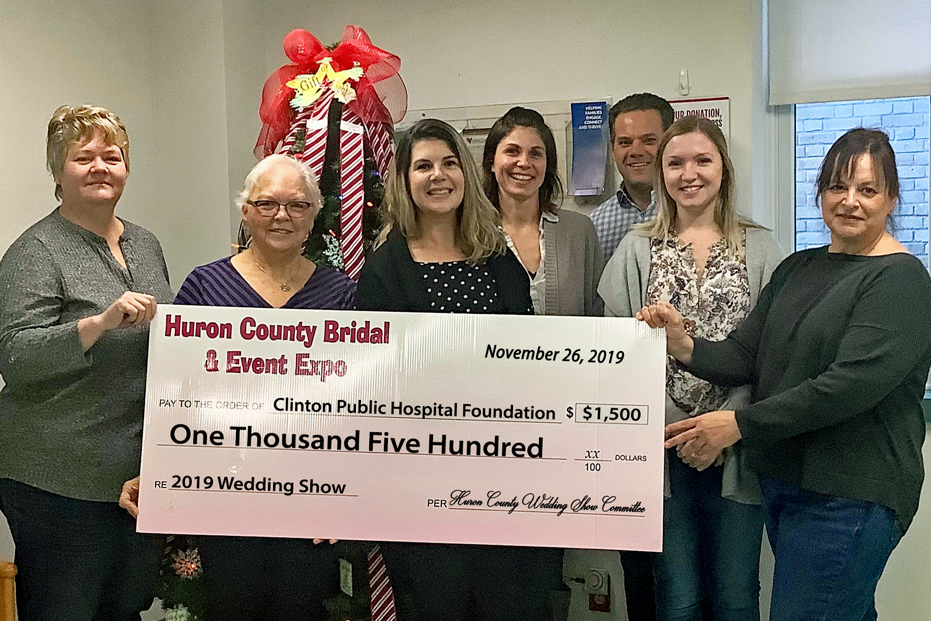 Huron County Wedding Show Continues to Support CPH